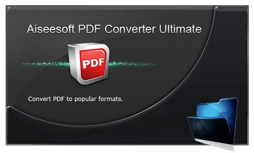 Aiseesoft PDF Converter Ultimate 3.3.16