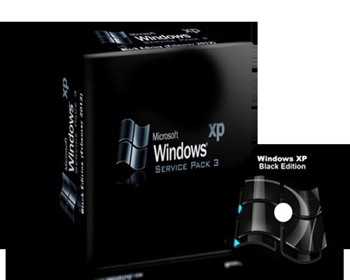 Windows XP Black Edition v 8.2 PL
