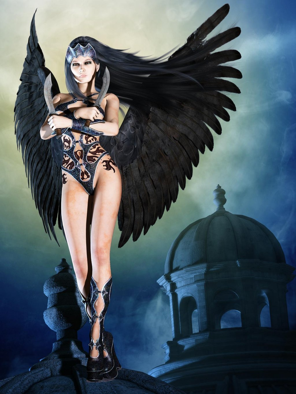 Fantasy art Wlbxaiqicwp