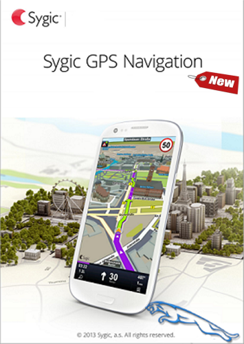 GPS Navigation & Maps Sygic 17.1.17 (PL)