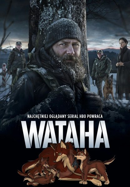 Wataha Sezon 2 / (2017) PL.720p.WEBRip.XviD-KiT /-ZF / Serial Polski