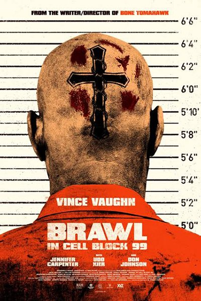 Brawl in Cell Block 99 (2017) WEB-DL.H264/AAC/720p-KiT-ZF/ Wgrane Napisy PL